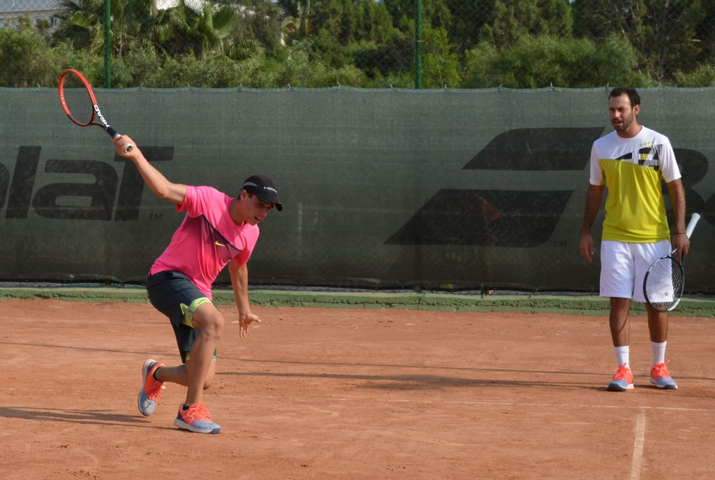 Photos kallias tennis academy - Tennagers