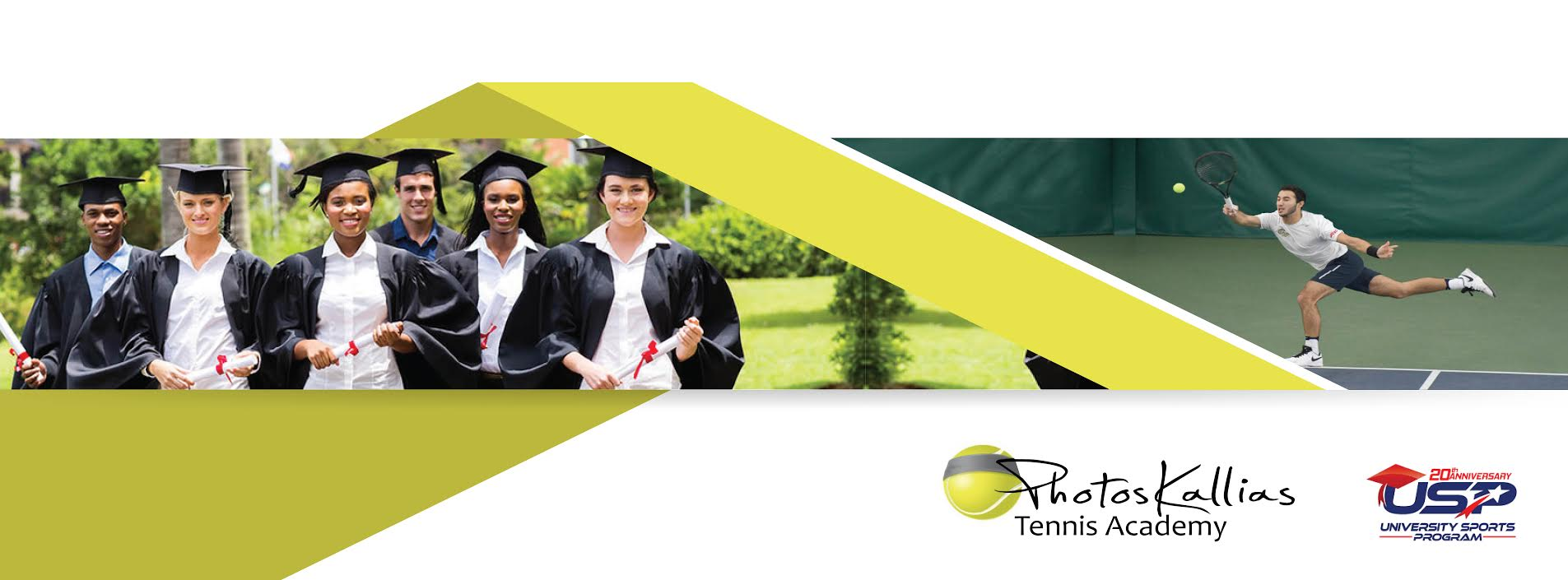 USP & Photos Kallias Tennis Academy  LimitedCollegePlacementProgram
